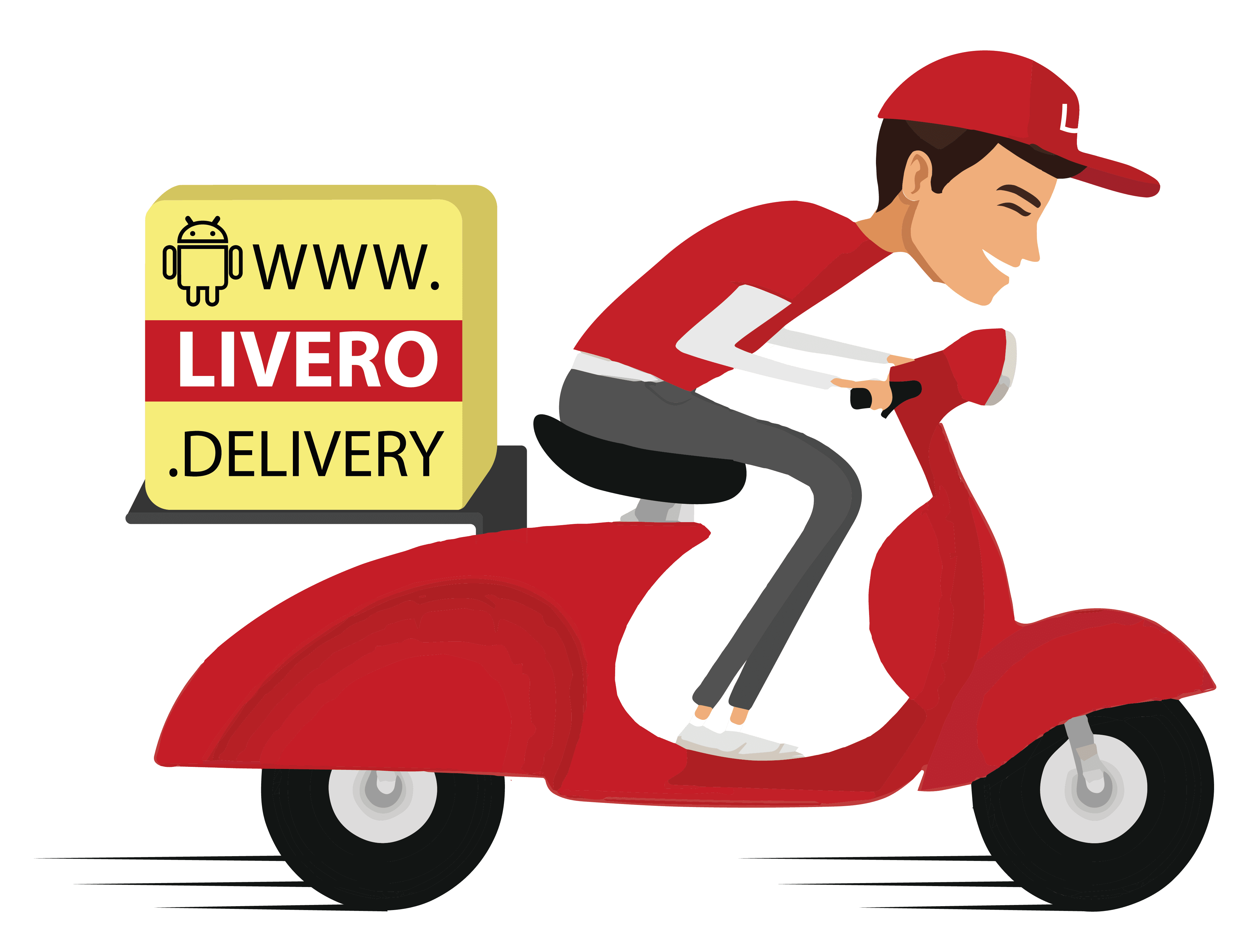 The delivery businesses, a million-dollar business in continuous growth