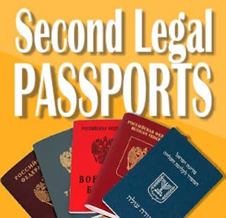 A legal second passport, a necessary option in today's world