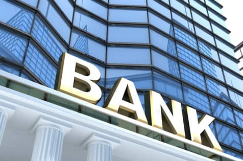 How can one establish a bank?