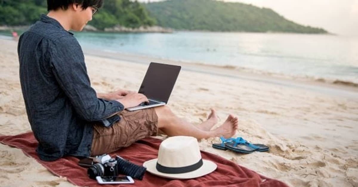 Digital nomads, a lifestyle and profession of the future