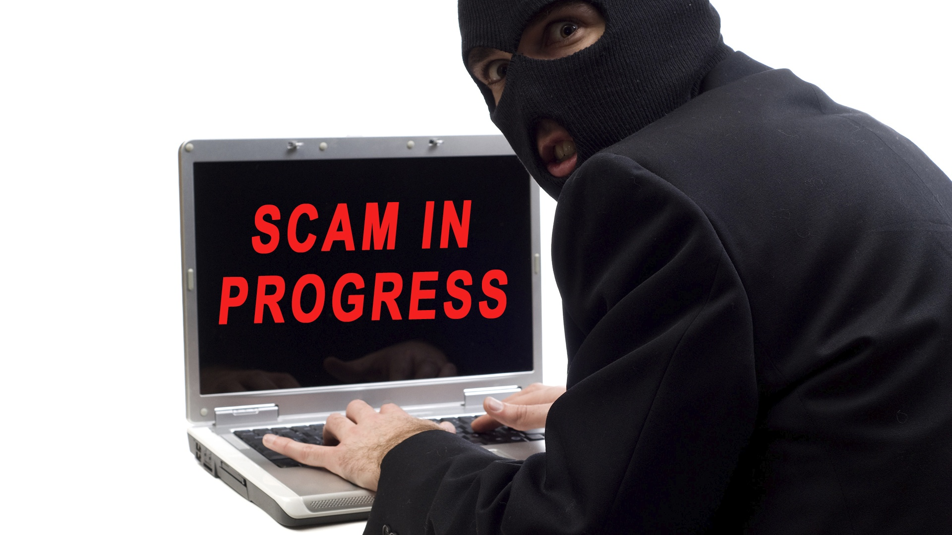 Online Scam? What to do